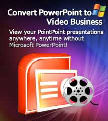 converter PowerPoint to Video
